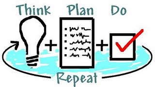Think Plan Do Repeat